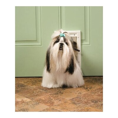 Pet Safe Plastic Pet Door
