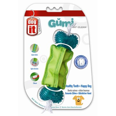 Dogit by Hagen Dogit Design GUMI Dental Dog Toy - 360 Clean