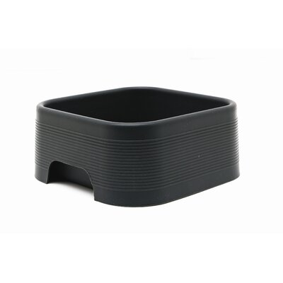 Dogit by Hagen Dogit Style Square Silicone Dog Dish