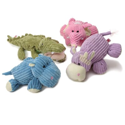 Dogit by Hagen Dogit Luvz Plush 4 Toy Assortment