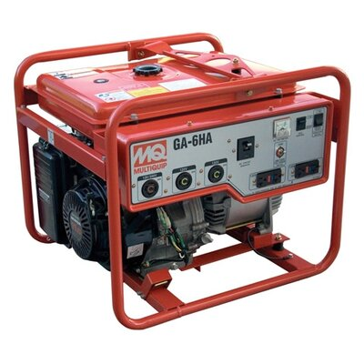6,000 Watt Honda Portable Gasoline Generator with Electric Start - GA6HEA