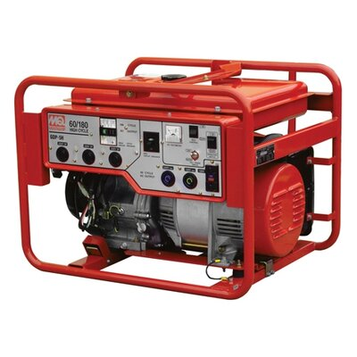 4,000 Watt Honda Portable Generator with Recoil Start - GDP5H