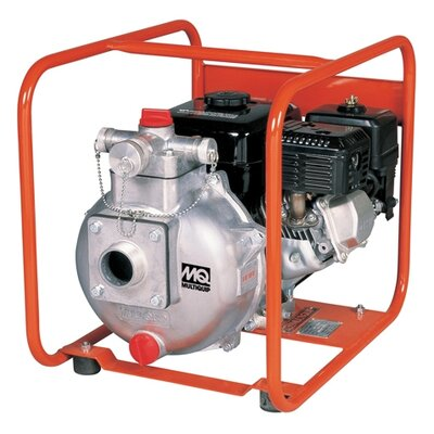 Multiquip 106 GPM Honda GX - 160 High Pressure Pump