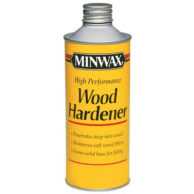 Minwax 1 Pint High Performance Wood Hardener