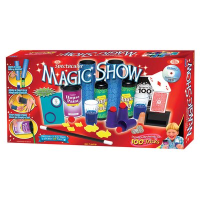<strong>Ideal Classics</strong> Spectacular 100 Trick Magic Show