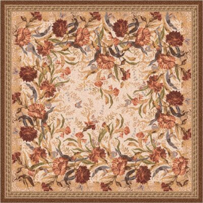 Milliken Pastiche Barrington Court Ecru Rug