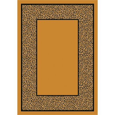 Design Center Asmora Light Leopard Rug
