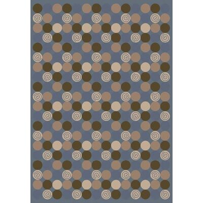 Milliken Innovation Da T Da Pale Lapis Rug