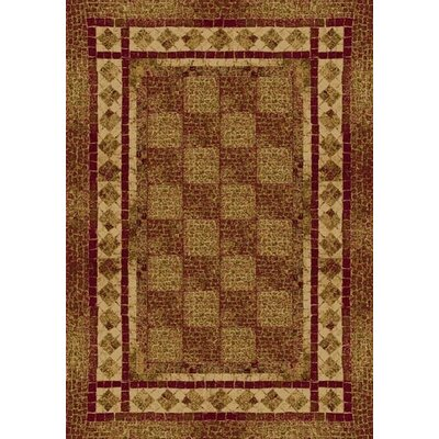 Milliken Innovation Flagler Brick Rug