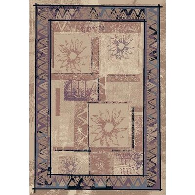 Milliken Innovation Soleil Rose Sandstone Rug