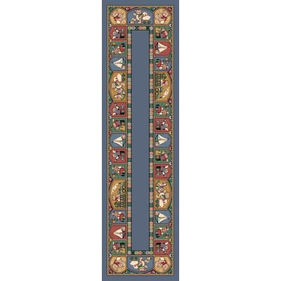 Milliken Signature Toy Parade Lapis Kids Rug