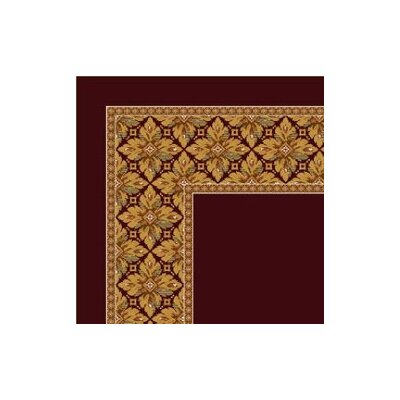 Milliken Design Center Copernicus Garnet Rug
