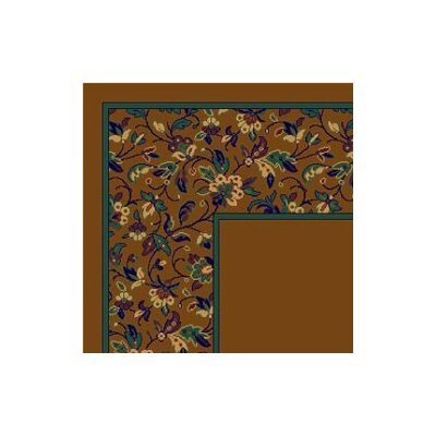 Milliken Design Center Marrakesh Dark Amber Rug