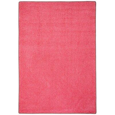 Milliken Modern Times Harmony Dark Pink Rug