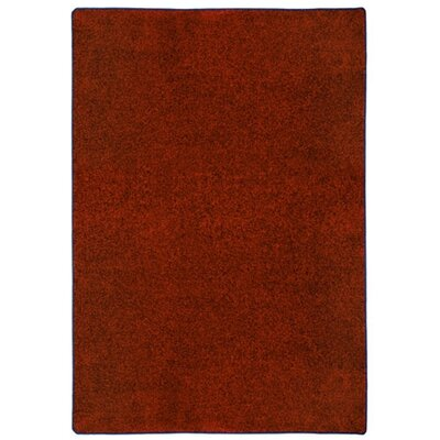 Milliken Modern Times Harmony Tapestry Red Rug