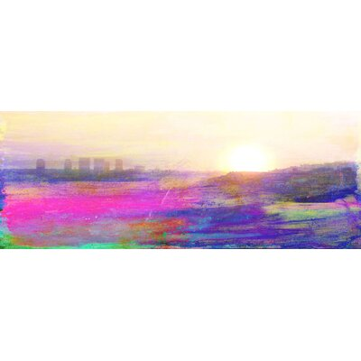 The View Painting Prints on Canvas