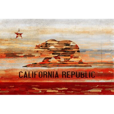 Cali Painting Print on Canvas