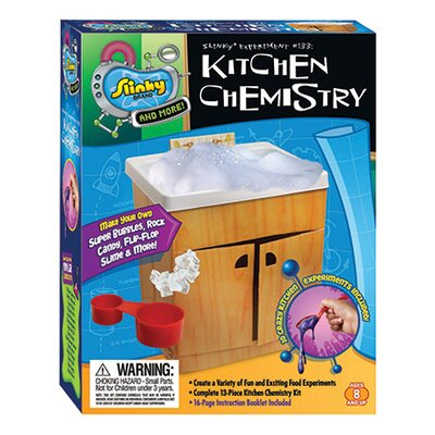 POOF Kitchen Chemistry Mini Lab