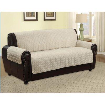 pet protector sofa slipcover wayfair. Black Bedroom Furniture Sets. Home Design Ideas