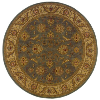 Oriental Weavers Sphinx Allure Blue/Gold Rug