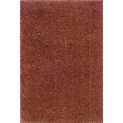 Loft Shag Rust/Brown Rug