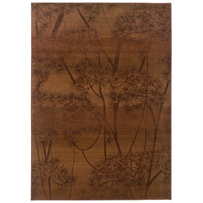 Oriental Weavers Sphinx Odyssey Rust/Brown Rug