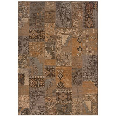 Oriental Weavers Sphinx Salerno Tan Multi Rug
