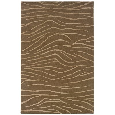 Oriental Weavers Sphinx Silhouette Brown Rug