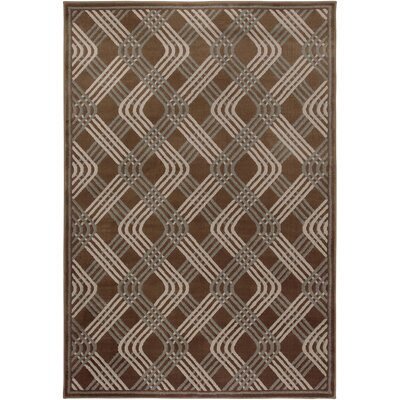 Oriental Weavers Sphinx Zanzibar Brown/Grey Rug
