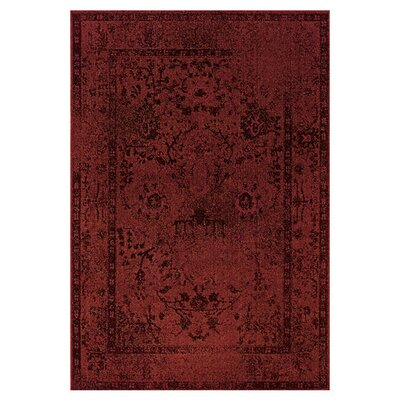 Oriental Weavers Sphinx Revival Red/Gray Rug