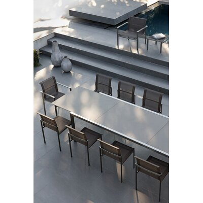 Ec-Inoks 11 Piece Dining Set