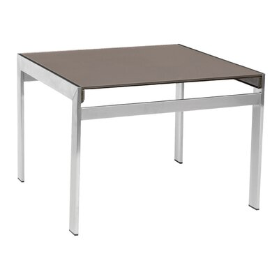 Sifas USA Ec-Inoks Ottoman Coffee Table