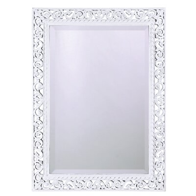 Bristol Wall Mirror in White