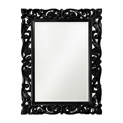Chateau Mirror in Black
