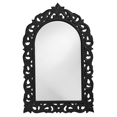 Orleans Mirror in Black