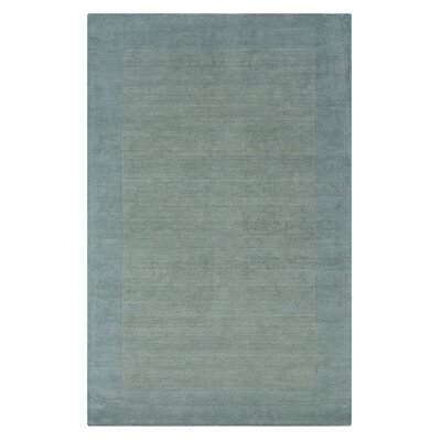 Platoon Light Blue Solid Rug