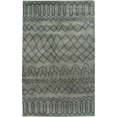 Rizzy Rugs Highland Gray Abstract Rug