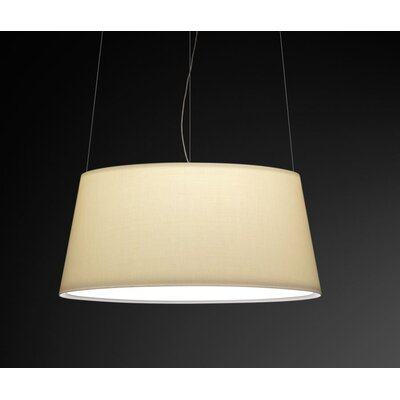 Vibia Warm Big Screen Shade Pendant