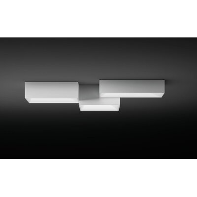 Link Ceiling Triple A Flush Mount