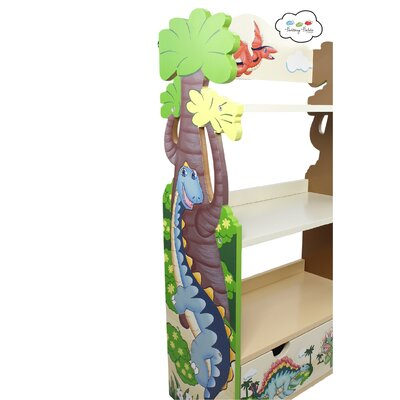 "Fantasy Fields Dinosaur Kingdom 37.75"" Bookshelf"