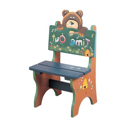Fantasy Fields Fantasy Fields- Safari Bear Time Out Chair