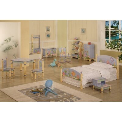 Fantasy Fields Under the Sea Kids' Table and Chair Set
