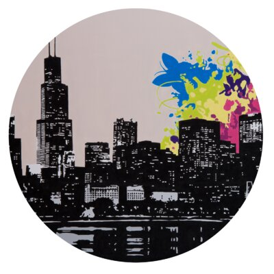 City Vibes 2 Graphic Art