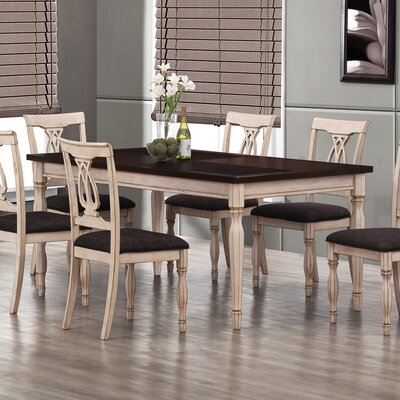 Wildon Home ® Atlantic Dining Table