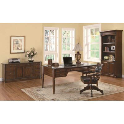 Wildon Home ® Peterson Standard Desk Office Suite