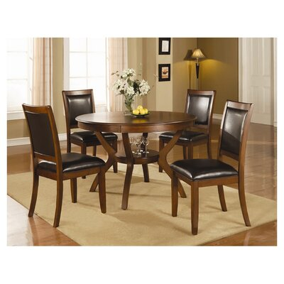 Wildon home swanville 5 piece dining set for Wildon home dining