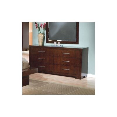 Wildon Home ® Jessica 6 Drawer Dresser