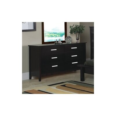Wildon Home ® Newport 6 Drawer Dresser