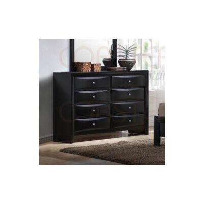 Wildon Home ® Briana 8 Drawer Dresser