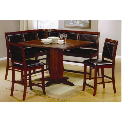 Wildon Home ® Inglewood 6 Piece Counter Height Pub Set